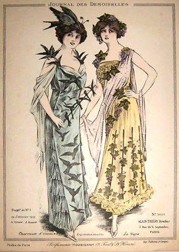 January 1912 Journal des Demoiselles