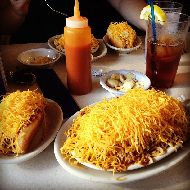 simply the BEST Cincinnati chili, best served on hot dogs or spaghetti ...