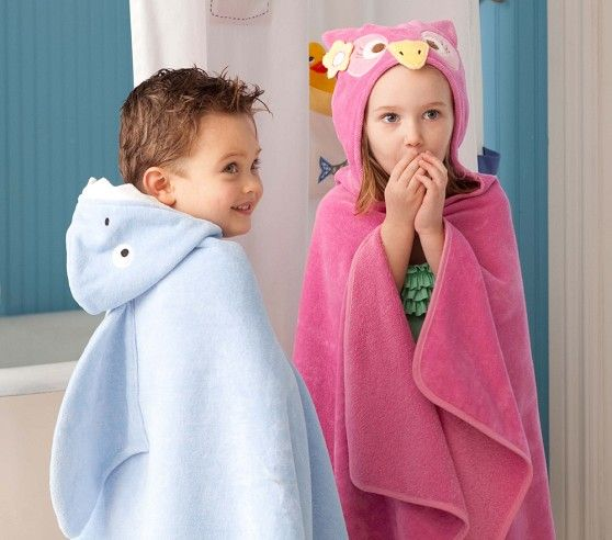 Imagenes Batas De Baño:Animal Bath Wraps