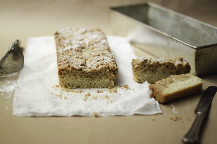 New York Crumb Cake | Baked Goods (breads, muffins, etc) | Pinterest