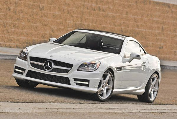 Mercedes Benz SLK Class Luxury Car 39 s Truck 39 s and SUV 39 s Pin
