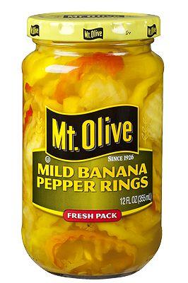 my banana peppers...:) | My favorites ( foods & drinks) | Pinterest