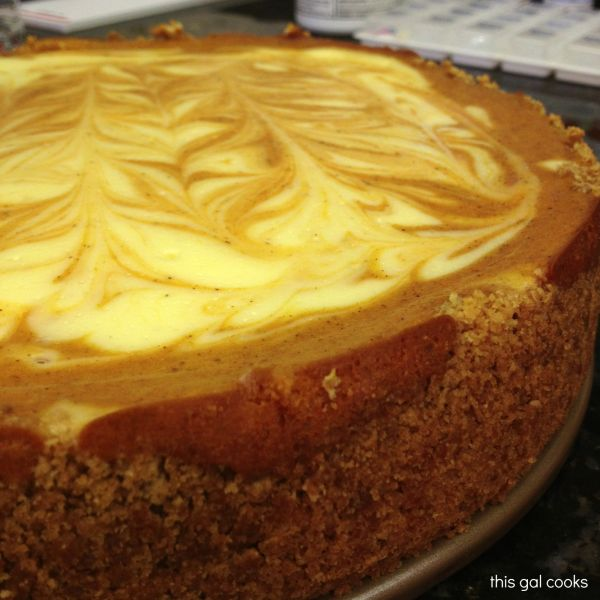 Pumpkin Pie Cheesecake | Recipe
