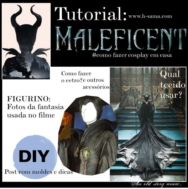 cosplay Maleficent how to