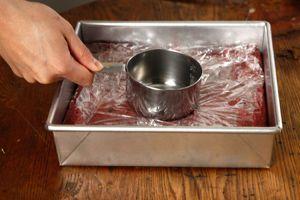 Chocolate-Dipped Raspberry Sorbet Bars Recipe - CHOW