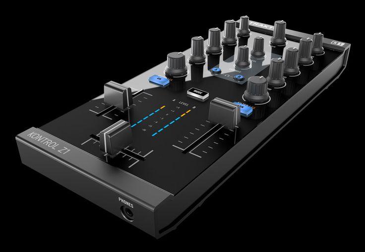 Z1 the ultra-portable controller setup for TRAKTOR DJTraktor Z1 Setup