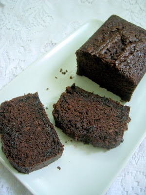 Deep Chocolate Pound Cake | Peng's Kitchen | Pinterest