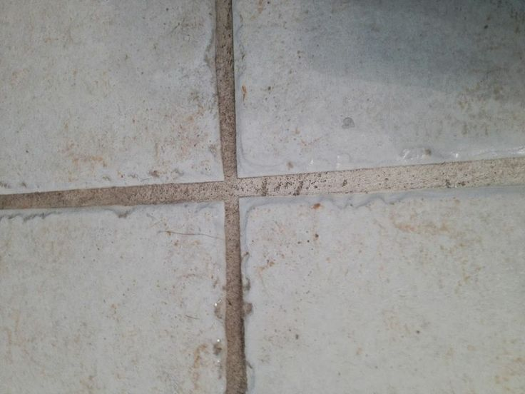 How To Clean Tile Floor Grout Without Chemicals Hometalk