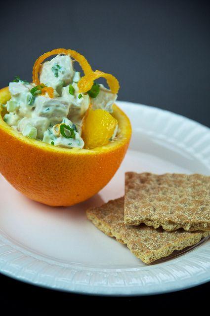 Basic Chicken Salad Recipe | Recipes | Pinterest