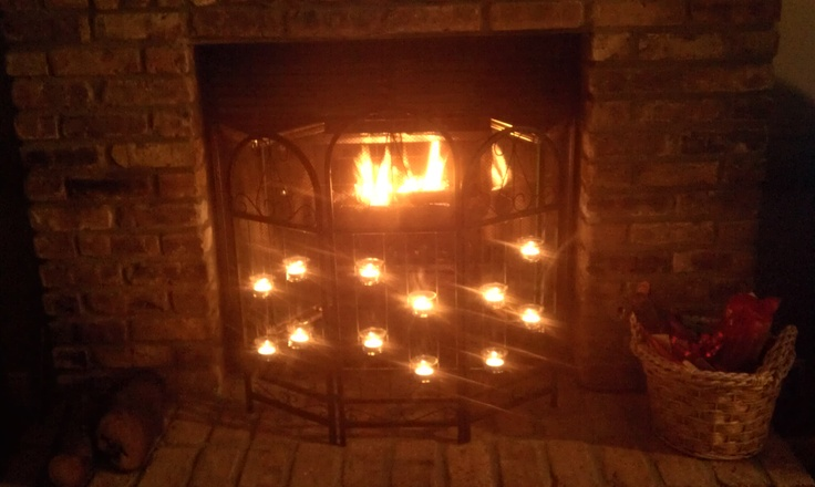 Decorative Fireplace Screen Ideas For The Home Pinterest