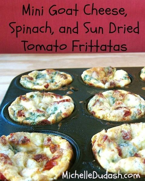 and feta frittata artichoke and spinach frittata sun dried tomato ...