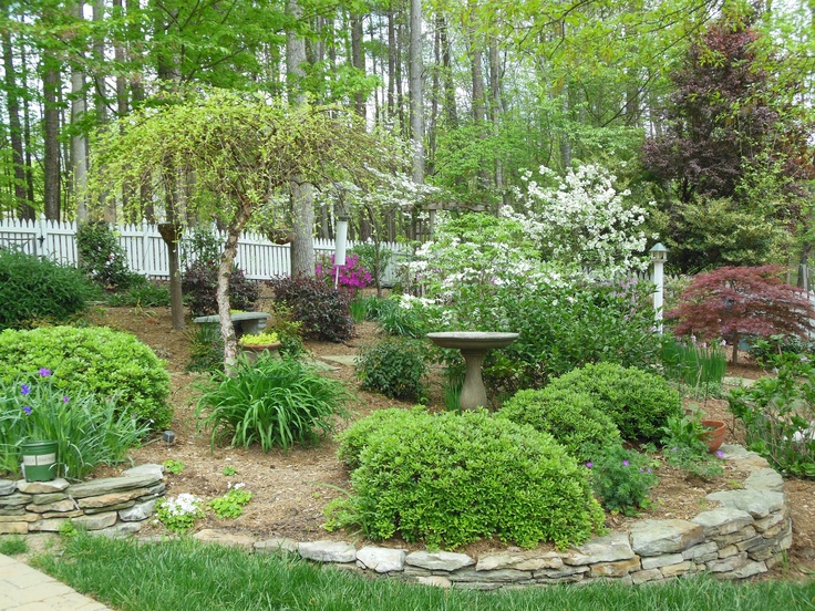 Pin by jordan rose on outside for the home pinterest for Landscape design raleigh