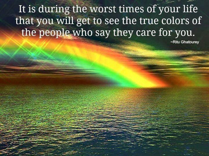 True Color Quote Pinterest
