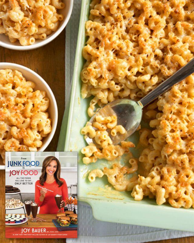 Lighten Up Your Fall Comfort Foods photo