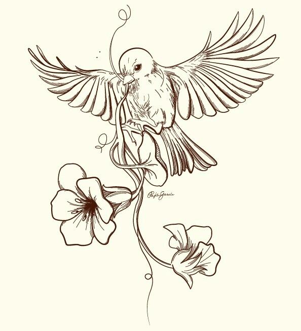 Cool tattoo idea beautiful drawing cute drawings for Beautiful drawing ideas