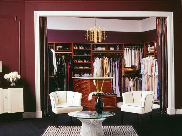 luxury walk in closet home ideas pinterest