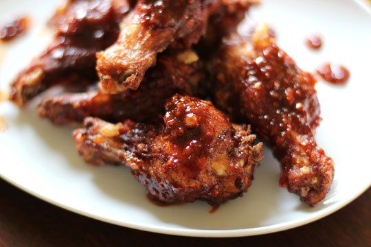 Korean Fried Chicken Wings | Recipe