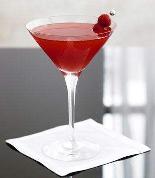 Passionate affair martini 1 1 2 parts grey goose l orange flavored