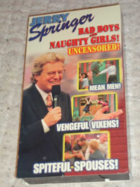 Jerry springer shows