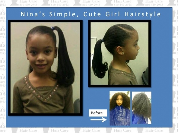 biracial hairstyles for little girls