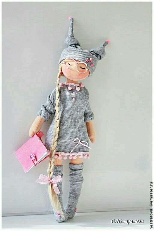 Как сшить куклу элли своими руками