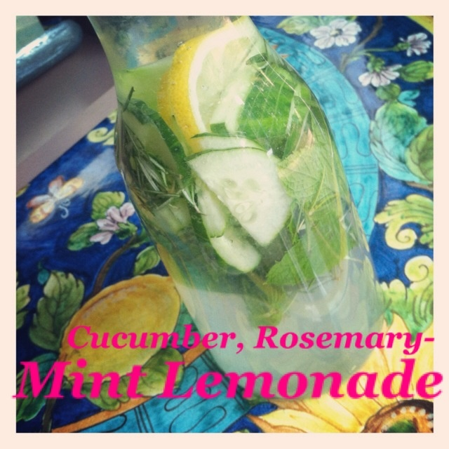 ... ://www.rumbleytumbly.com/2012/06/cucumber-rosemary-mint-lemonade.html