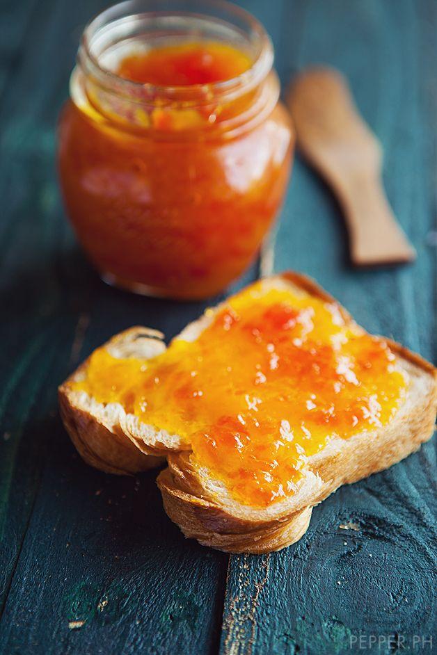 Papaya Mango Jam | Dream Bakery | Pinterest