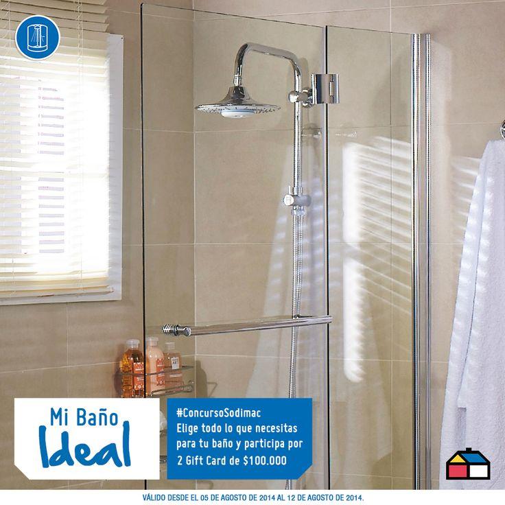 Decoracion Para Baños Homecenter: para el baño de tu sueños Podrás ganar 2 Gift Card de $100000 #