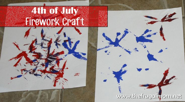 4th of july kid decorations