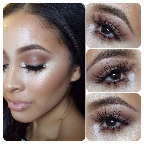 how to create a dewy makeup look