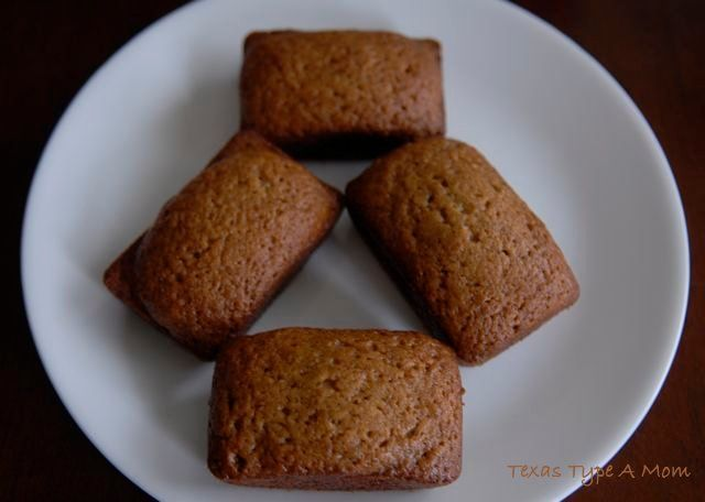 Pumpkin Gingerbread | Recipes I want to try | Pinterest