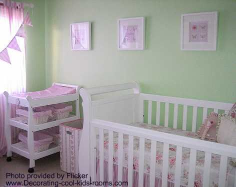 bedroom theme ideas on awesome girl nursery themes over 50