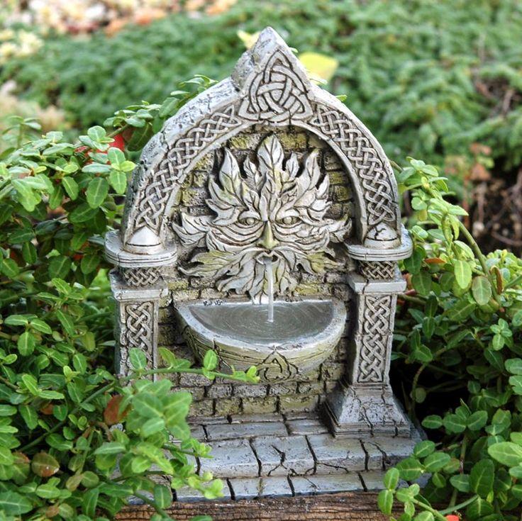 Fairy Homes And Gardens Enchanted Garden Pinterest
