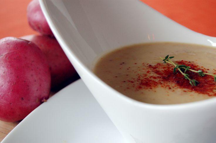 Red Potato Soup Recipe | Recipes | Pinterest