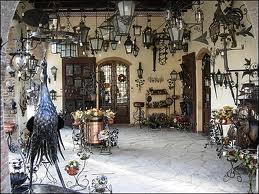 Graziano Visconti , negozio di oggetti in ferro battuto