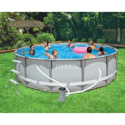 swimming pool intex 14 x 42 ultra frame swimming pool