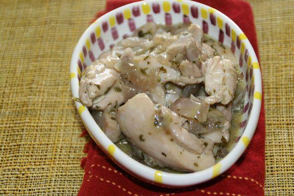 Cilantro Lemongrass Chicken   Fabulous Food Blogger Recipes   Pintere ...