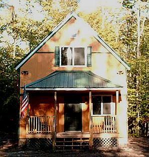 20x30 1-1/2 story cottage