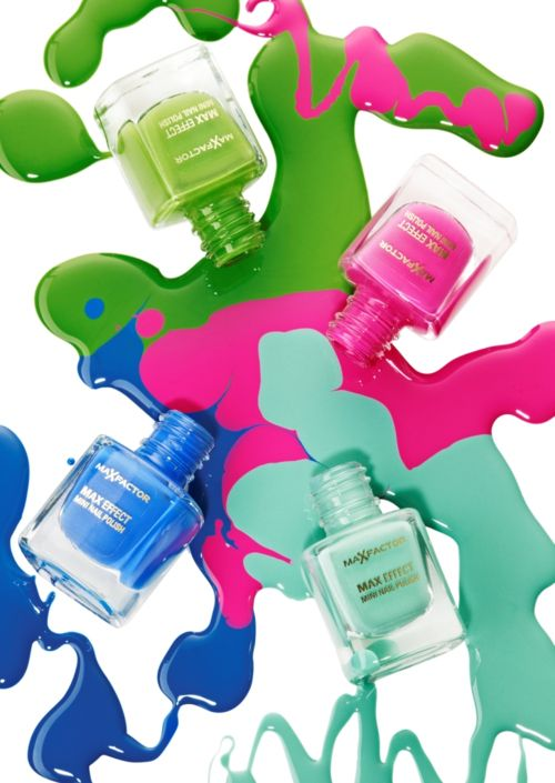 spilled nail polish coloring pages - photo#2