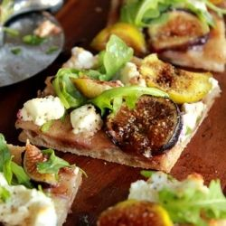 goat s cheese and mint fig goat cheese tartelettes goat cheese ...