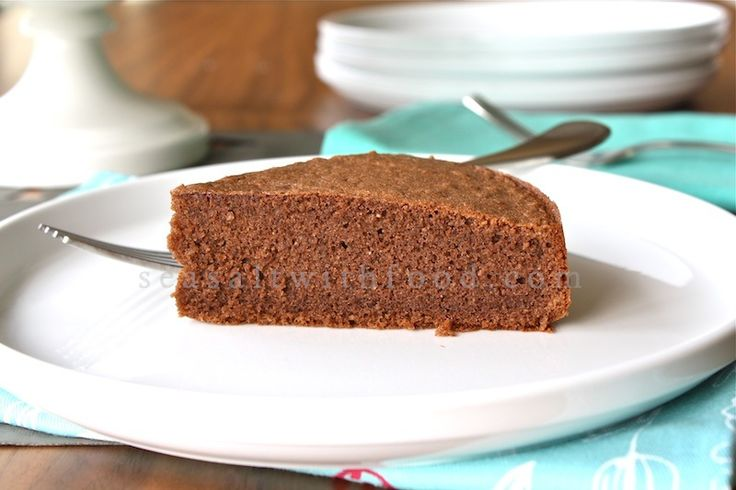 Chocolate Almond Cake | cook | Pinterest
