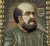 073 - (1535 - 4 de Octubre). El Alcalde. Francisco Pizarro nombra a don Nicolás de Rivera, el Viejo, como primer Alcalde de Lima.