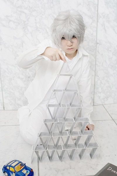 Near from Death Note #cosplay | Amazing Cosplay! :O ...