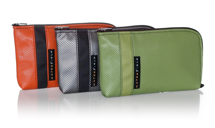 WaterField Designs PS Vita Gear Pouch Pro - Perfect for the PS Vita, charger, memory chips, games, earbuds and more—all in one organized, protected pouch.    SFBags.com | Made in USA