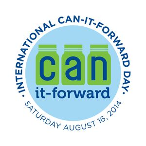 International Can-It-Forward Day Blogger Program, Presented by Jarden Home Brands