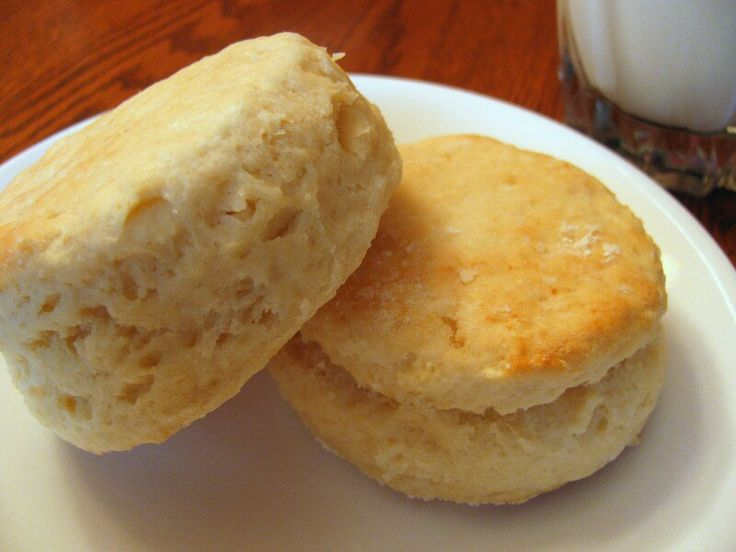 Baking Soda Biscuit Recipe | Food | Pinterest