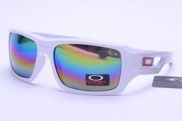 Oakley Eyepatch White