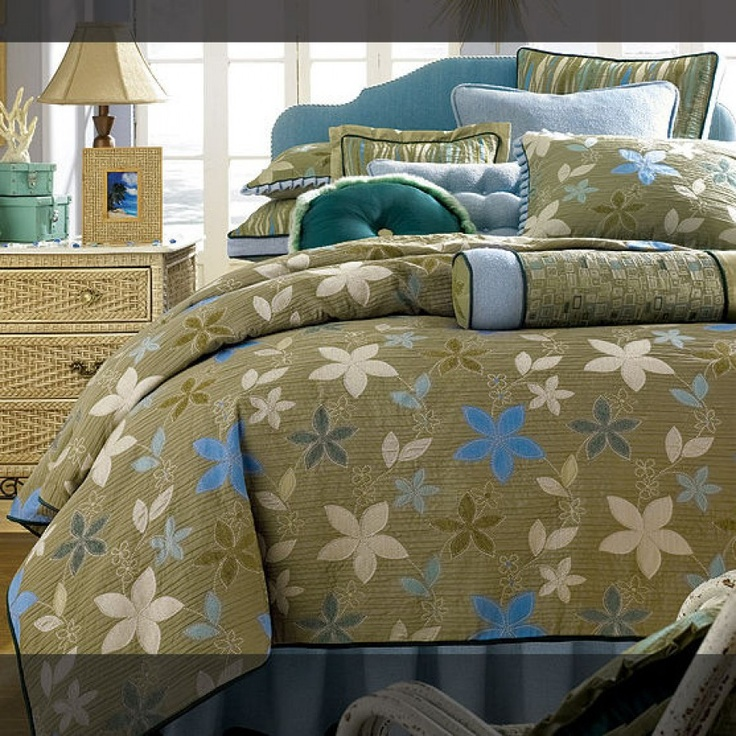 Wildon Home Flower Power Complete Bed Comforter Set - 18221311