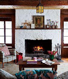 Interior Cozy Cottage Interiors Pinterest
