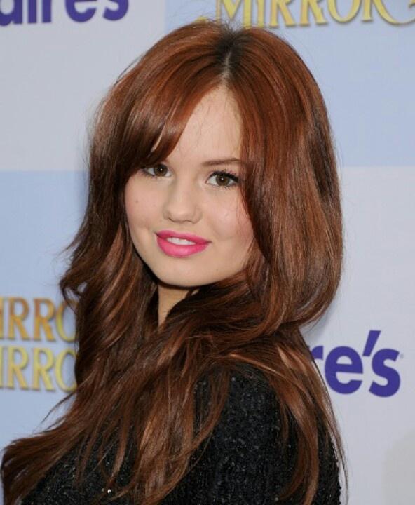 Tawny Hair Color Dark Brown Hairs